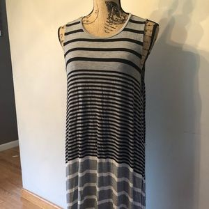AW OUTFITTERS Soft & Sexy sleeveless mini dress XL